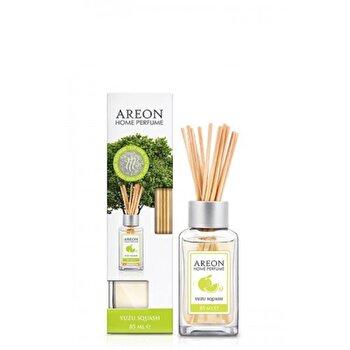 Odorizant cu betisoare Areon Home Perfume 85 ml Yuzu Squash imagine