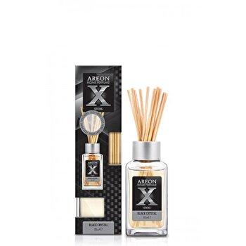 Odorizant cu betisoare Areon Home Perfume 85 ml X Version Black Crystal imagine