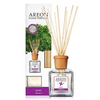 Odorizant cu betisoare Areon Home Perfume 150 ml Lilac imagine