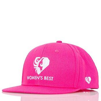 Snapback Cap - Pink / White de la Women's Best