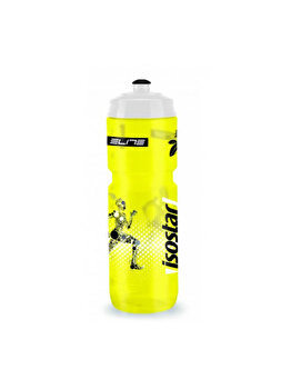 Isostar Bidon Elite Running Biodegradabil, 800 ml de la Isostar