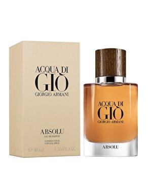 Apa de parfum Acqua di Gio Absolu, 40 ml, pentru barbati