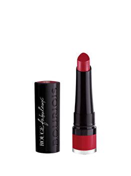 Ruj de buze Bourjois Rouge Fabuleux, 12 Beauty and the red, 2.5 g imagine produs