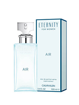 Apa de parfum Calvin Klein Eternity Air, 100 ml, pentru femei imagine produs