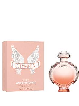 Apa de parfum Paco Rabanne Olympea Aqua, 50 ml, pentru femei imagine produs