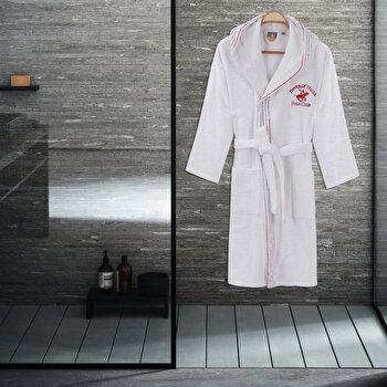 Halat de baie pentru femei Beverly Hills Polo Club, 355BHP1702, bumbac