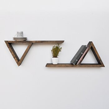 Raft Evila Originals, 792EVL1813, lemn masiv 100 procente, 47 x 20 x 9 cm imagine