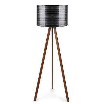 Lampa de podea Insignio, 780SGN2472, MDF 70 procente, PVC 30 procente, 38 x 140 cm imagine