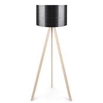 Lampa de podea Insignio, 780SGN2473, MDF 70 procente, PVC 30 procente, 38 x 140 cm imagine