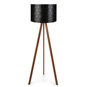 Lampa de podea Insignio, 780SGN2480, MDF 70 procente, PVC 30 procente, 38 x 140 cm imagine