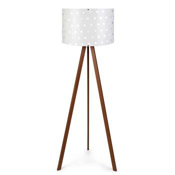 Lampa de podea Insignio, 780SGN2483, MDF 70 procente, PVC 30 procente, 38 x 140 cm imagine
