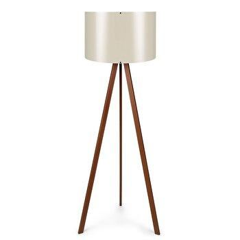Lampa de podea Insignio, 780SGN2485, MDF 70 procente, PVC 30 procente, 38 x 140 cm imagine