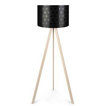 Lampa de podea Insignio, 780SGN2486, MDF 70 procente, PVC 30 procente, 38 x 140 cm imagine