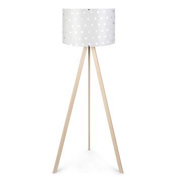 Lampa de podea Insignio, 780SGN2489, MDF 70 procente, PVC 30 procente, 38 x 140 cm imagine