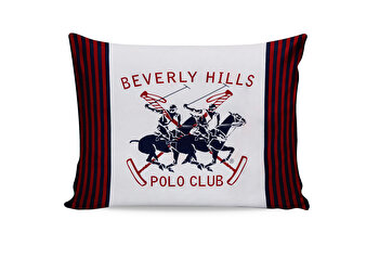 Set fete de perna Beverly Hills Polo Club, 176BHP0112, bumbac 100 procente, 2 piese, 50 x 70 cm