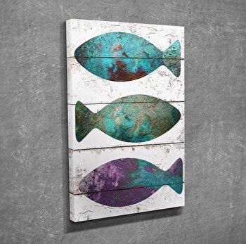 Tablou decorativ Majestic, 257MJS1358, canvas 100 procente, 30 x 40 cm imagine