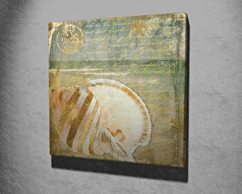 Tablou decorativ Majestic, 257MJS1382, canvas 100 procente, 45 x 45 cm imagine