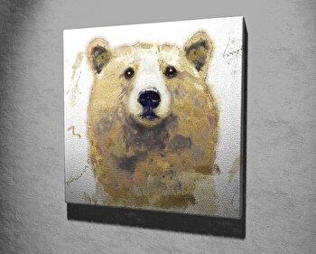 Tablou decorativ Majestic, 257MJS1386, canvas 100 procente, 45 x 45 cm imagine