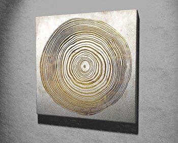 Tablou decorativ Majestic, 257MJS1395, canvas 100 procente, 45 x 45 cm elefant
