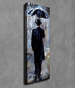 Tablou decorativ Majestic, 257MJS1420, canvas 100 procente, 30 x 80 cm imagine