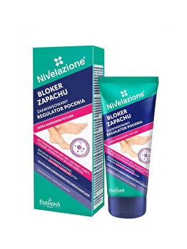 Crema pentru picioare impotriva transpiratiei, Nivelazione, 75 ml imagine produs
