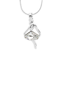 Coliere Laura Bruni cu cristale Swarovski 83522220 Crystal