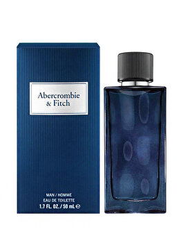 Apa de toaleta Abercrombie & Fitch First Instinct Blue, 50 ml, pentru barbati imagine