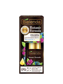 Ulei de fata antirid cu ulei de Chimen + Cistus zi/noapte Botanic Formula, 15 ml poza