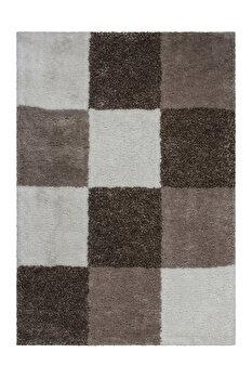 Covor Decorino Modern & Geometric C02-014108, Bej, 160x230 cm