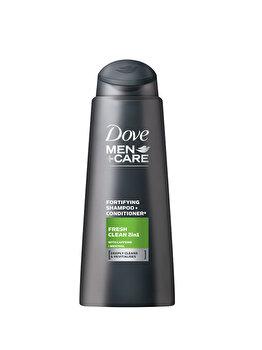 Sampon de par Dove Men+Care Clean Fresh, 400 ml poza