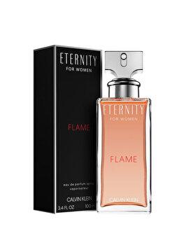 Apa de parfum Calvin Klein Eternity Flame, 100 ml, pentru femei imagine