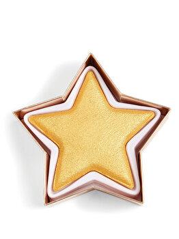 Iluminator I Heart Revolution Star of the Show Highlighter Gold Star imagine produs