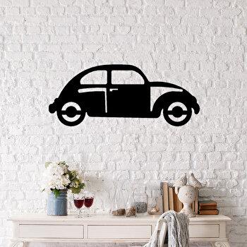 Decoratiune pentru perete, Ocean, metal 100 procente, 49 x 49 cm, 874OCN1046, Negru imagine
