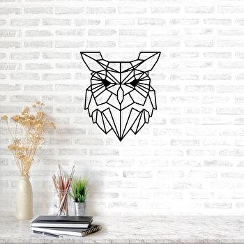 Decoratiune pentru perete, Ocean, metal 100 procente, 49 x 54 cm, 874OCN1026, Negru imagine