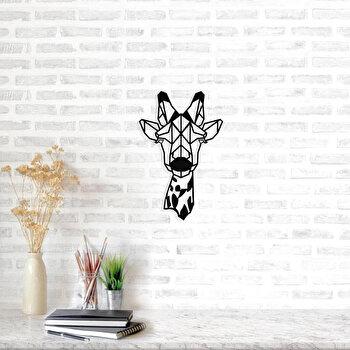 Decoratiune pentru perete, Ocean, metal 100 procente, 32 x 50 cm, 874OCN1040, Negru