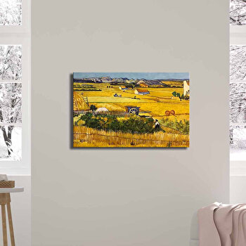 Tablou decorativ, Canvart, Canvas, 45 x 70 cm, lemn 100 procente, 249CVT1389, Multicolor