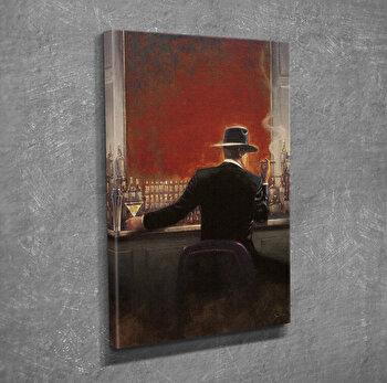 Tablou decorativ, Vega, Canvas 100 procente, lemn 100 procente, 30 x 40 cm, 265VGA1001, Multicolor