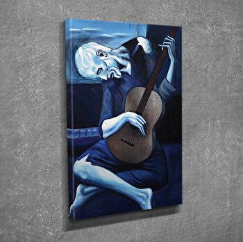 Tablou decorativ, Vega, Canvas 100 procente, lemn 100 procente, 30 x 40 cm, 265VGA1012, Multicolor