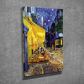 Tablou decorativ, Vega, Canvas 100 procente, lemn 100 procente, 30 x 40 cm, 265VGA1051, Multicolor