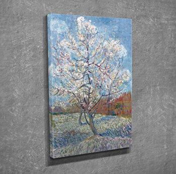 Tablou decorativ, Vega, Canvas 100 procente, lemn 100 procente, 30 x 40 cm, 265VGA1184, Multicolor