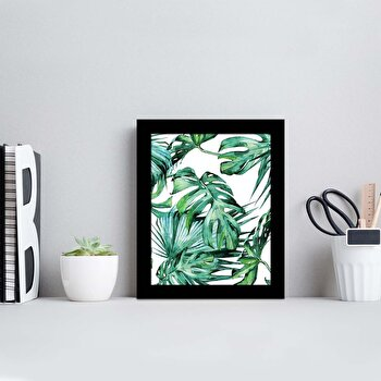 Tablou decorativ, Alpyros, MDF 100 procente, PVC100 procente, 23 x 28 cm, 841APY1101, Multicolor