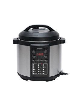 Multicooker, Heinner, Hpck-6ix, Gatire Sub Presiune, 1000 W, 4.5 L, Gri