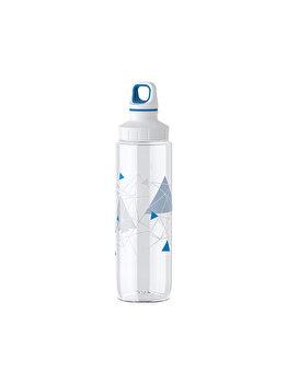 Sticla pentru bauturi Tefal, 0.7 L, plastic, K3172212, Alb