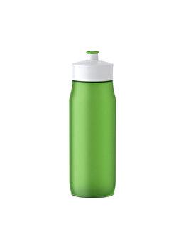 Recipient apa pentru copii Tefal Squeeze, 0.6 L, inox, K3200412, Verde