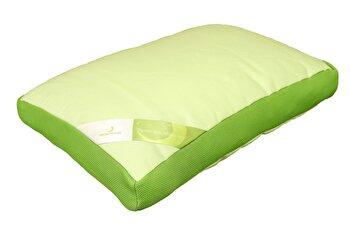 Perna Green Future, Aero Memory, 50 x 60 cm, fibra de bambus, Verde elefant
