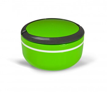 Cutie pentru pranz Jocca, 580 ml, Verde