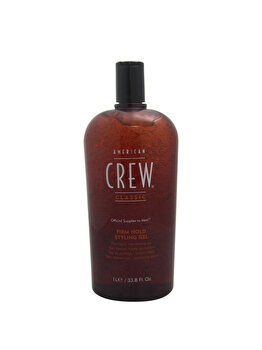 Gel American Crew, Firm Hold Styling, 1000 ml