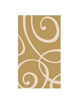 Covor din lana, Heinner, 200 x 300 cm, HR-RUG300-457, Bej imagine
