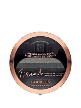 Fard de pleoape 1 Second Eyeshadow, 01 Black On Track, 3 g imagine produs