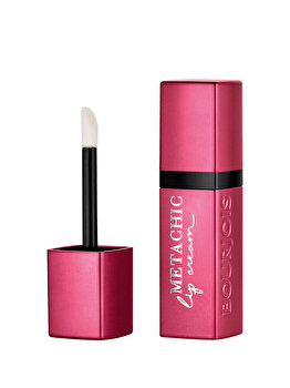 Ruj de buze Metachic Lip Cream, 04 Vivid Magenta, 6.5 ml imagine produs